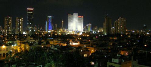 Givatayim-citron-dans-la-nuit