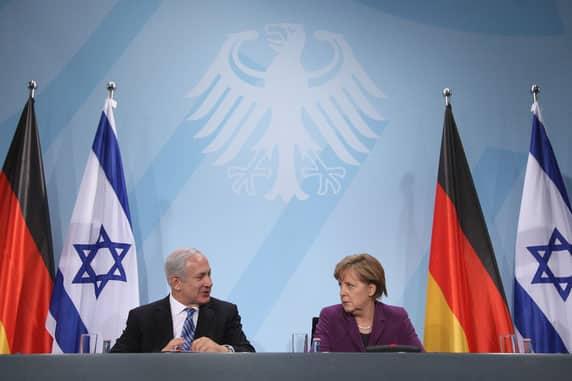 Relations entre Israël et l'Allemagne